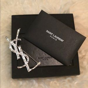 YSL Mirror with pouch
